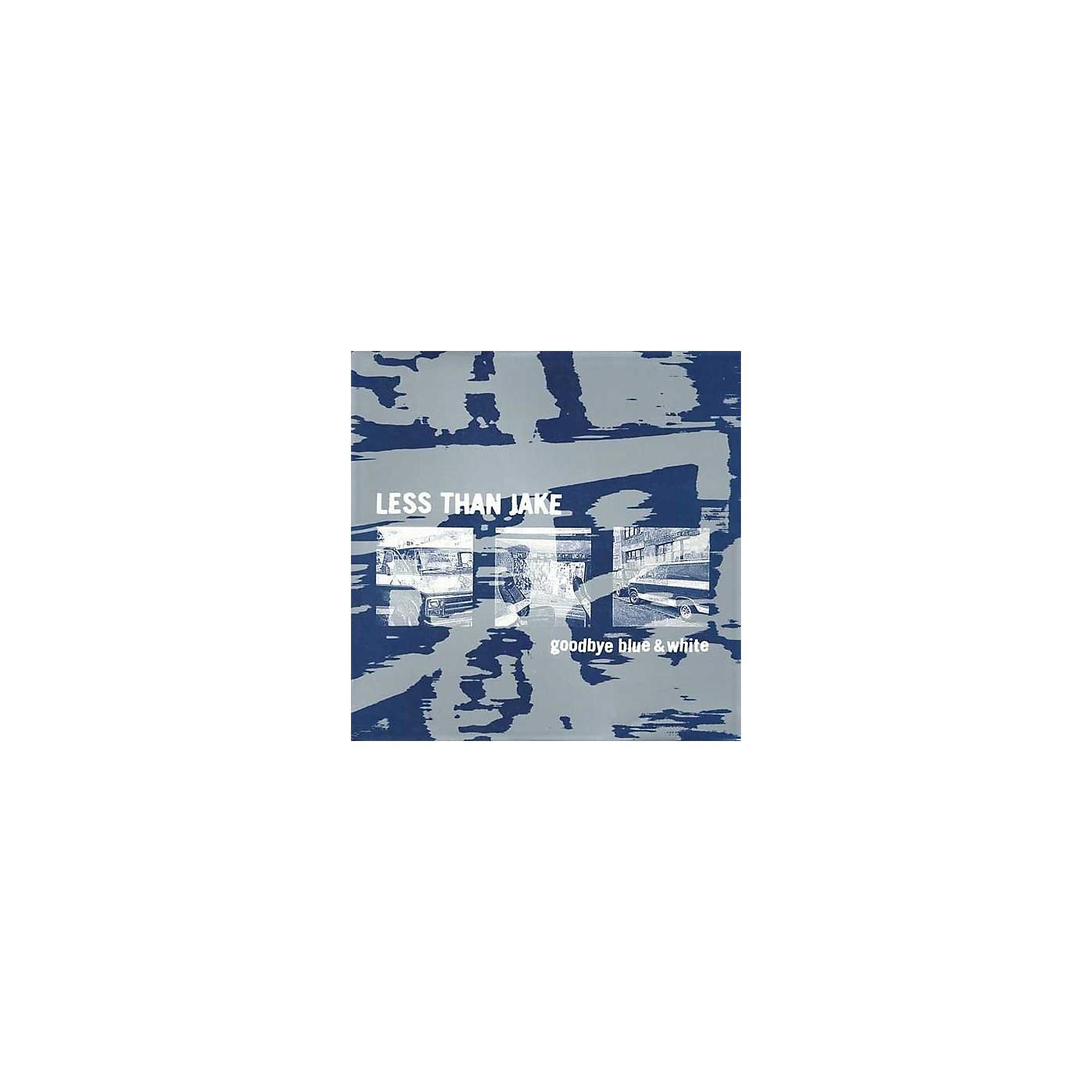 Alliance Less than Jake - Goodbye Blue & White thumbnail