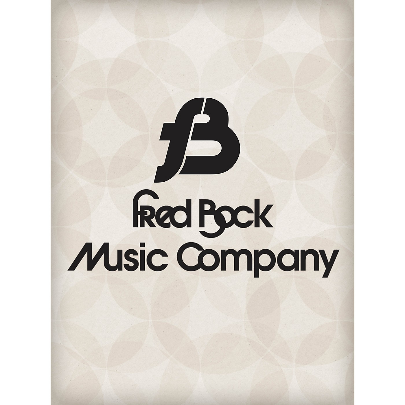 Fred Bock Music Let God Be God SATB Arranged by Fred Bock thumbnail