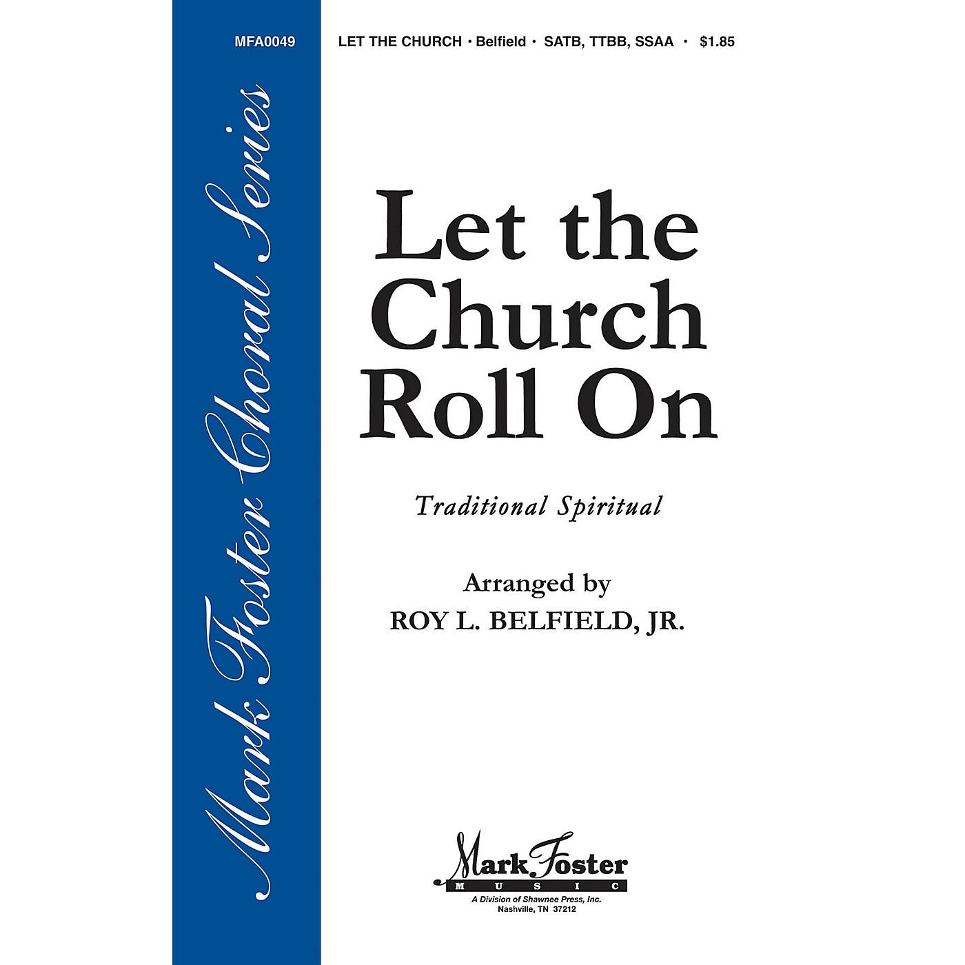 Hal Leonard Let the Church Roll On arranged by Roy Belfield Jr. thumbnail