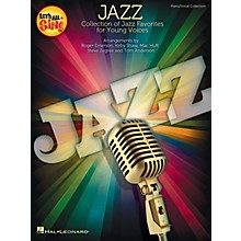 Hal Leonard Let's All Sing Jazz Performance/Accompaniment CD Arranged by Roger Emerson