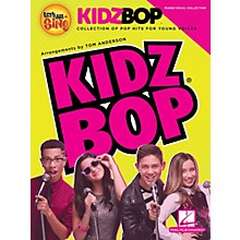 Hal Leonard Let's All Sing KIDZ BOP (Collection for Young Voices) Performance/Accompaniment CD by Tom Anderson