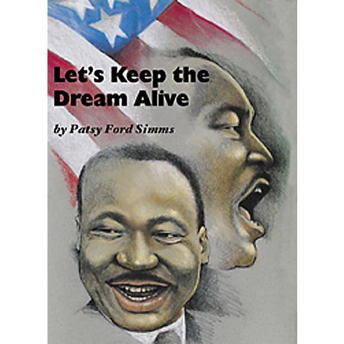 Shawnee Press Let's Keep The Dream Alive Accompaniment/Performance Cd-thumbnail