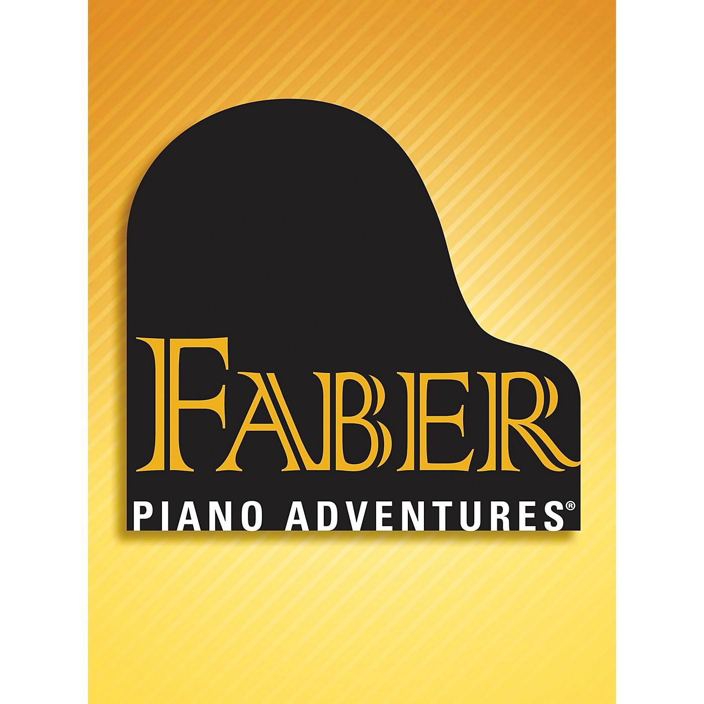 Faber Piano Adventures Level 4 - Popular Repertoire MIDI Disk Faber Piano Adventures® Series Disk by Nancy Faber thumbnail