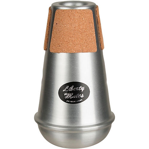 Protec Liberty Bass Trombone Compact Aluminum Practice Mute-thumbnail