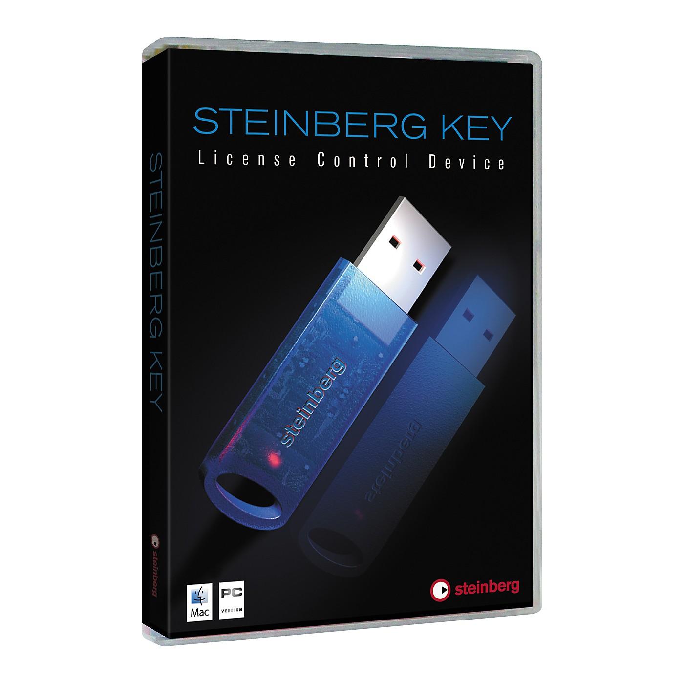 Steinberg License Key thumbnail