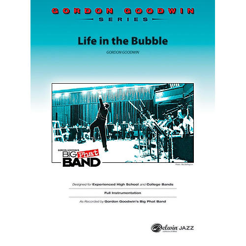 BELWIN Life in the Bubble Jazz Ensemble Grade 6 (Professional / Very Advanced) thumbnail