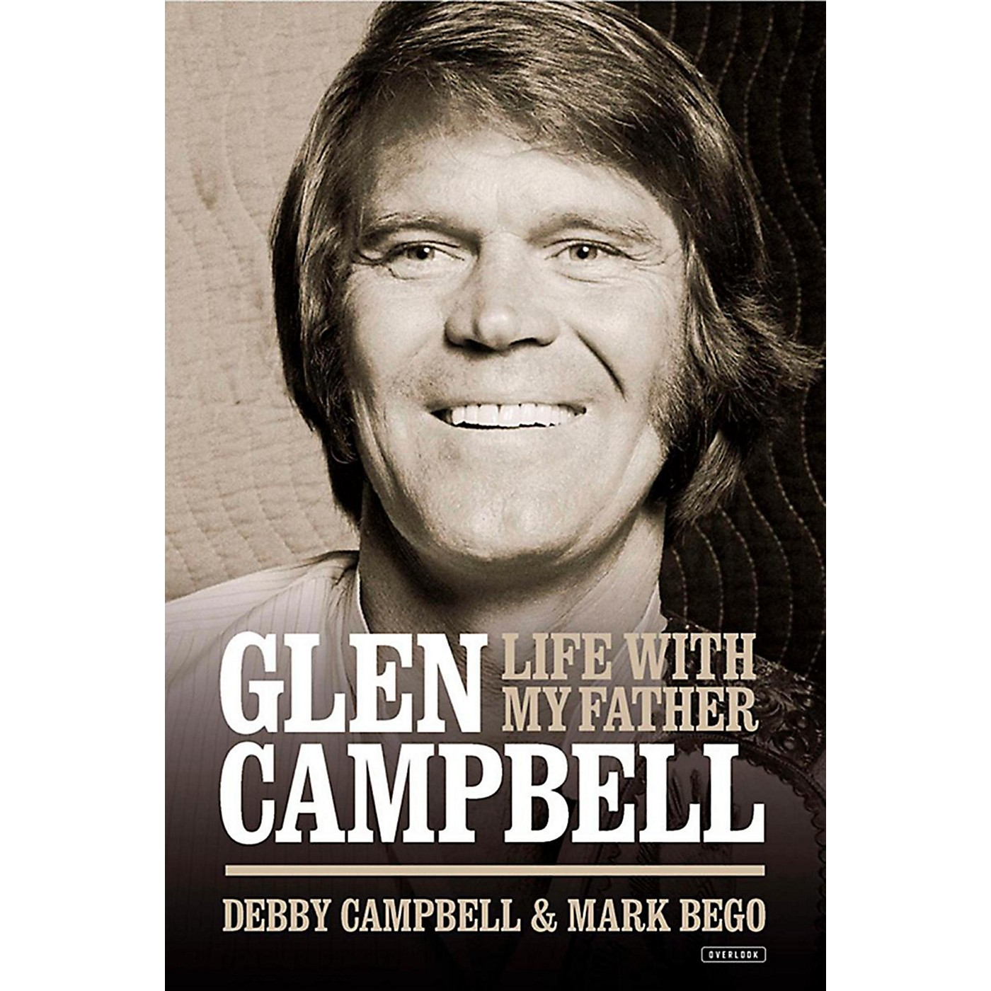 Alfred Life with My Father, Glen Campbell Hardcover Book thumbnail