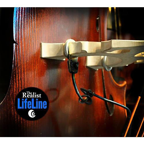 The Realist Lifeline Piezo Double Bass Pickup-thumbnail