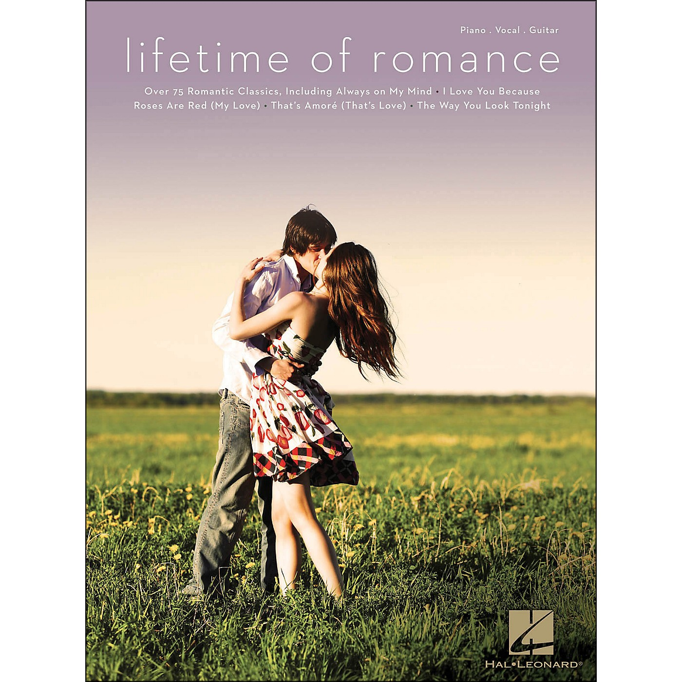 Hal Leonard Lifetime Of Romance arranged for piano, vocal, and guitar (P/V/G) thumbnail
