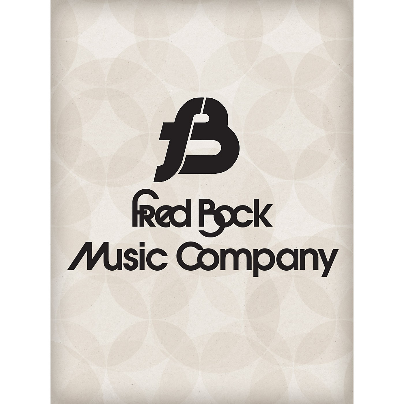 Fred Bock Music Lift High the Cross SATB Arranged by Todd Wilson thumbnail