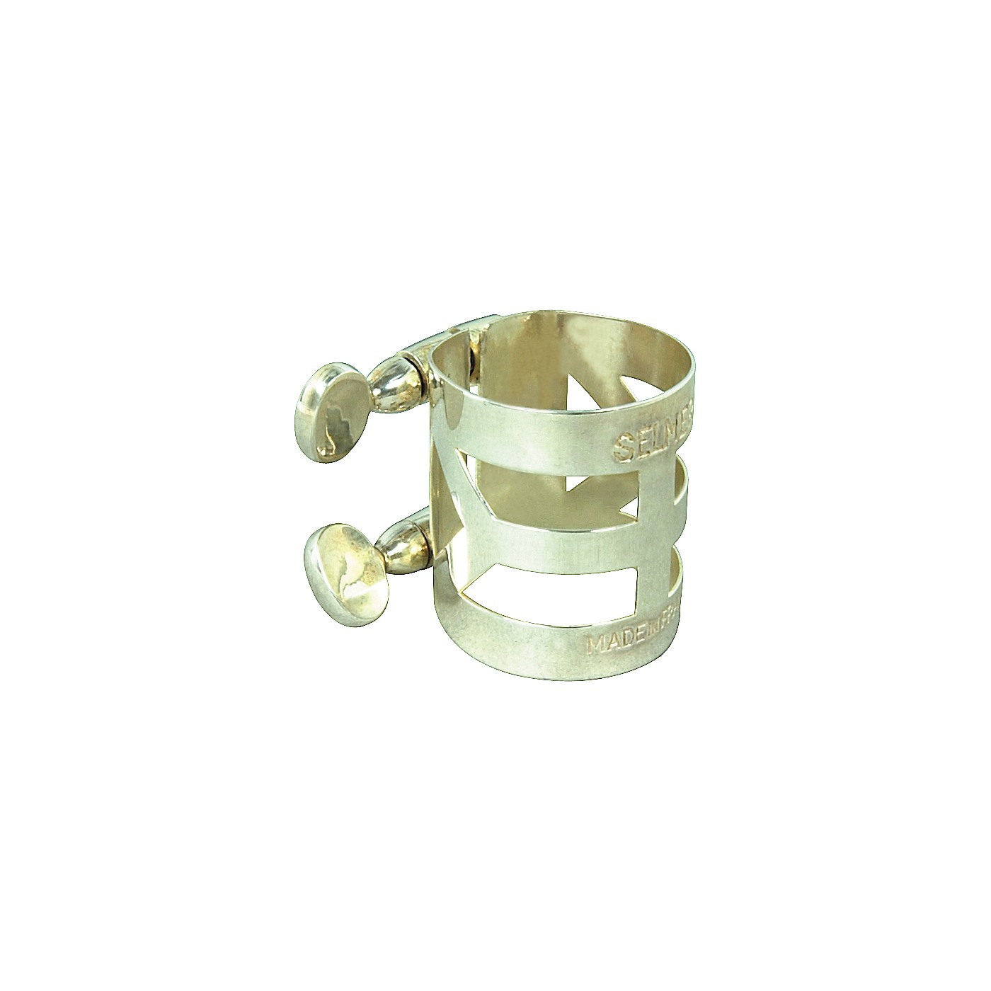 Selmer Paris Ligatures and Caps for Metal Saxophone Mouthpieces thumbnail
