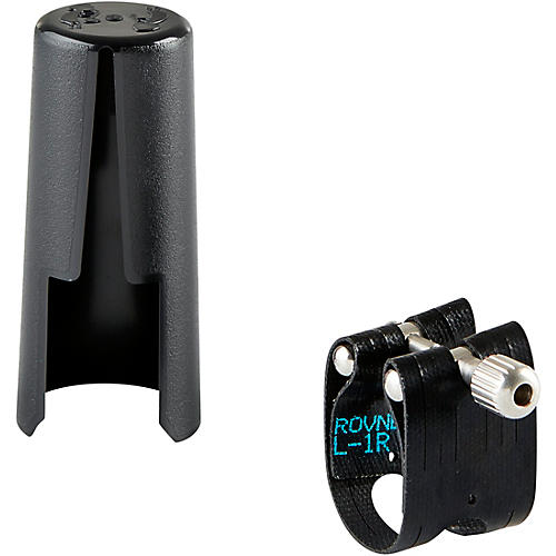 Rovner Light Bb Clarinet Ligature and Cap thumbnail