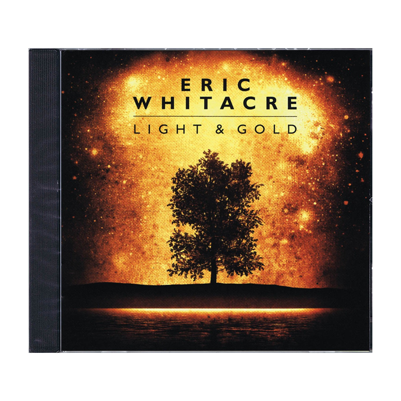 Hal Leonard Light & Gold CD composed by Eric Whitacre thumbnail