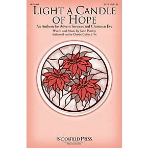 Light A Candle Of Hope An Anthem For Advent Services And
