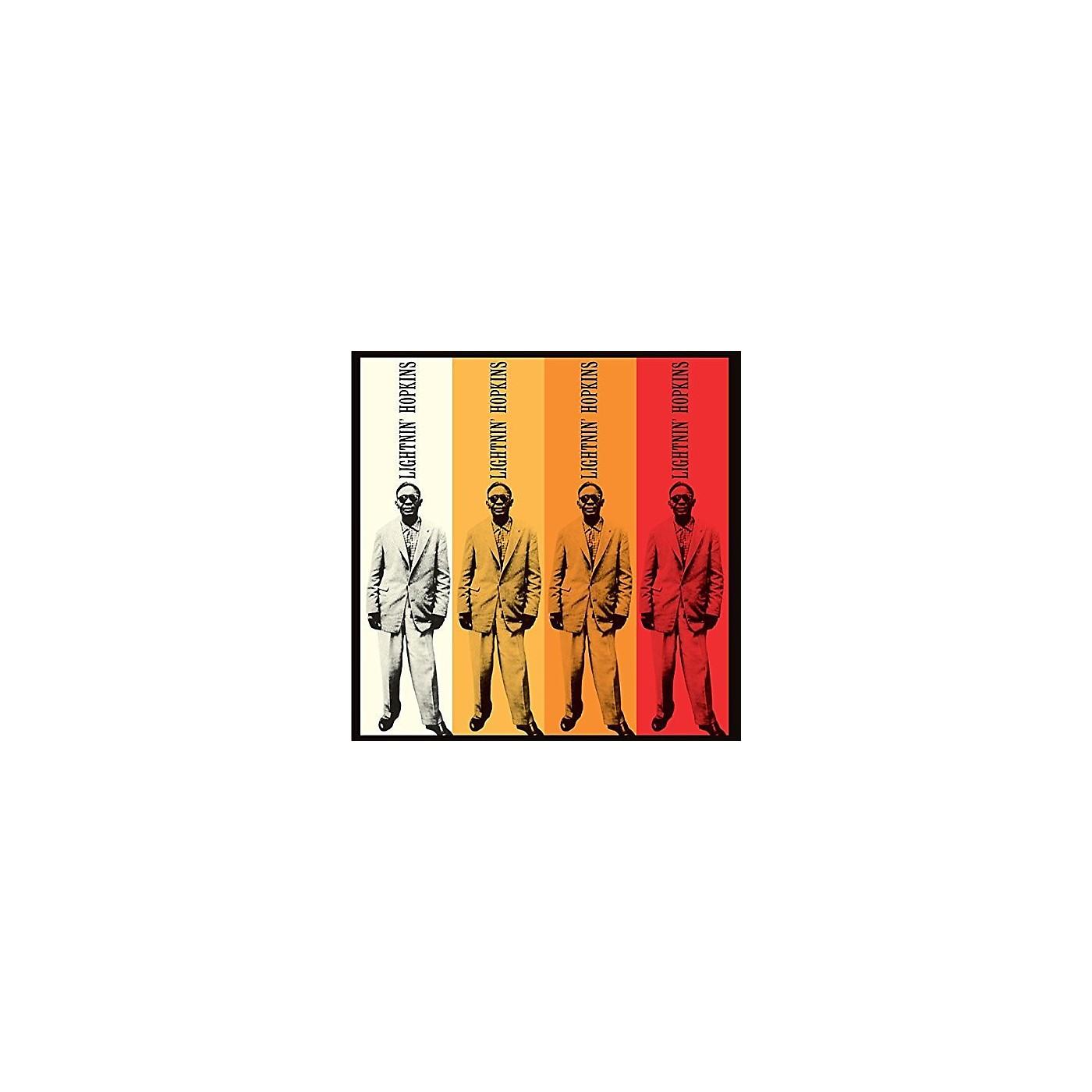 Alliance Lightnin Hopkins - Lightnin Hopkins + 2 Bonus Tracks thumbnail