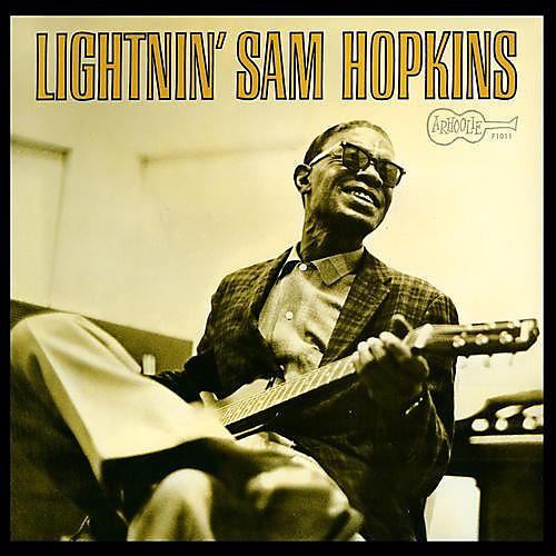 Alliance Lightnin Sam Hopkins - Lightnin' Sam Hopkins thumbnail