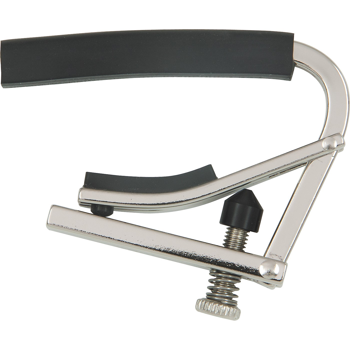 Shubb Lightweight Aluminum Capo for 12 String Guitar thumbnail