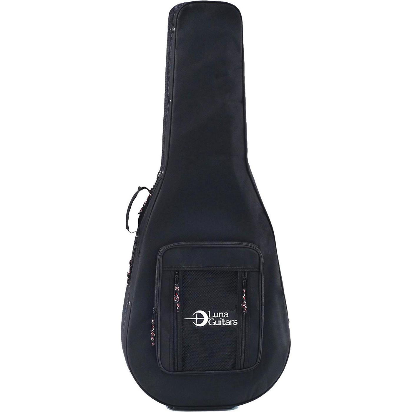 Luna Guitars Lightweight Case for Folk and Parlor Size Guitars thumbnail