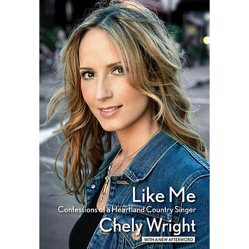 Hal Leonard Like Me (Confessions of a Heartland Country Singer) Book Series Softcover Written by Chely Wright thumbnail