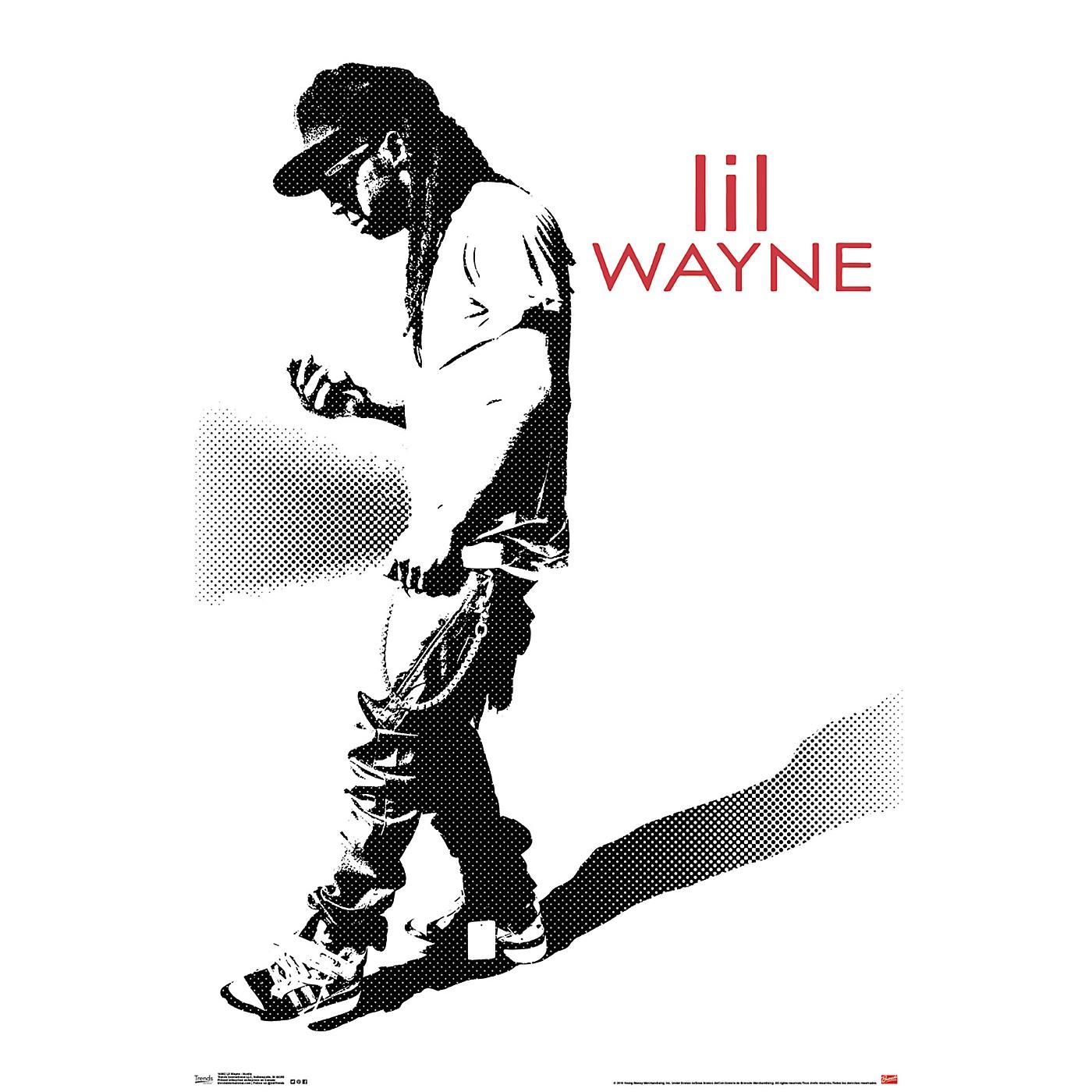 Trends International Lil Wayne - Hustle Poster thumbnail
