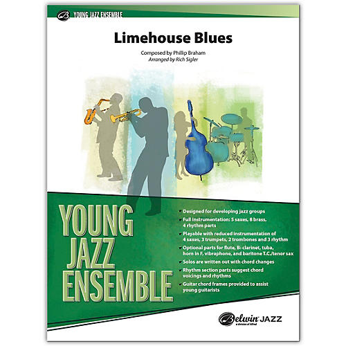 BELWIN Limehouse Blues Conductor Score 2 (Medium Easy) thumbnail