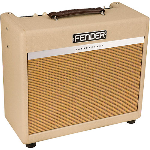 Fender Limited Edition Bassbreaker 15 15W Tube Combo Amplifier thumbnail