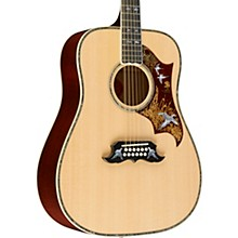 Gibson Limited Edition Doves in Flight 12-String Acoustic-Electric Guitar
