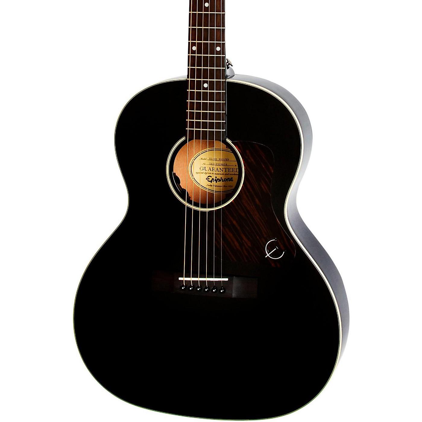Epiphone Limited Edition EL-00 PRO Acoustic Guitar Acoustic-Electric Guitar thumbnail