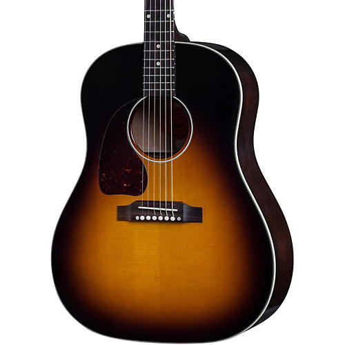 Gibson Limited Edition J-45 Deluxe Left-Handed Acoustic-Electric Guitar thumbnail