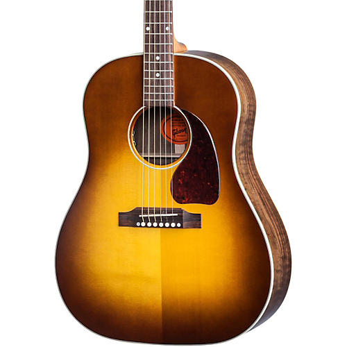 Gibson Limited Edition J-45 Tonewood Edition English Walnut Acoustic-Electric Guitar-thumbnail
