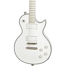 """Epiphone Limited Edition Matt Heafy """"SnØfall"""" Les Paul Custom Electric Guitar Outfit"""