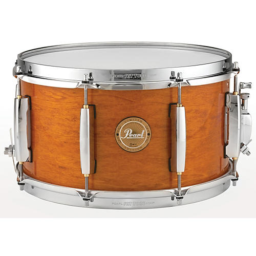 Pearl Limited Edition Poplar/African Mahogany Power Piccolo Snare Drum thumbnail
