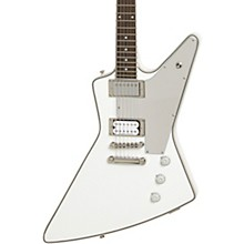"Epiphone Limited Edition Tommy Thayer ""White Lightning"" Explorer Electric Guitar Outfit"