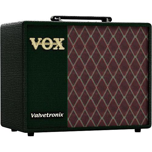 Vox Limited Edition Valvetronix VT20X BRG 20W 1x8 Guitar Modeling Combo Amp thumbnail