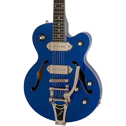 Epiphone Limited Edition Wildkat Blue Royale Electric Guitar thumbnail