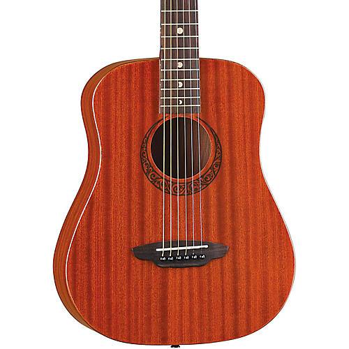 Luna Guitars Limited Safari Muse Mahogany 3/4 Size Acoustic Guitar thumbnail