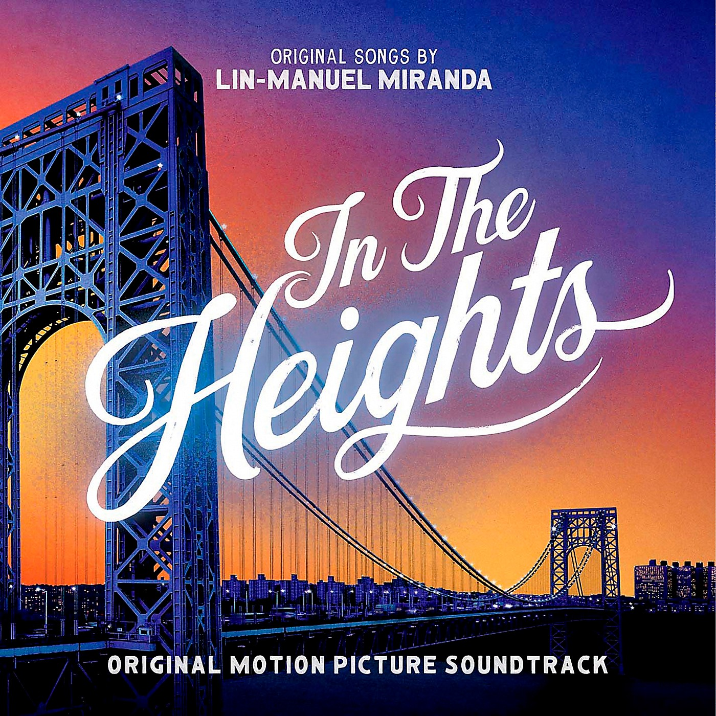 WEA Lin Manuel Miranda - In The Heights (Official Motion Picture Soundtrack) [2 LP] thumbnail