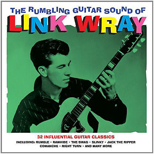 Alliance Link Wray - Rumblin Guitar Sounds of thumbnail