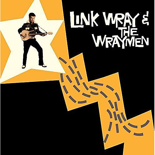 Alliance Link Wray & the Wraymen + 4 Bonus Tracks thumbnail