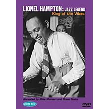 Hudson Music Lionel Hampton: Jazz Legend (DVD)