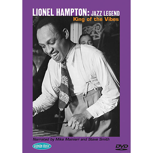Hudson Music Lionel Hampton: Jazz Legend (DVD) thumbnail