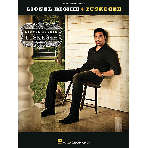 Hal Leonard Lionel Richie - Tuskegee Piano/Vocal/guitar Songbook thumbnail