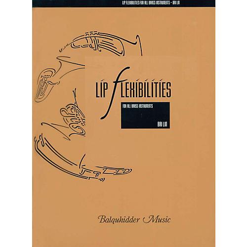 Carl Fischer Lip Flexibilities Book-thumbnail
