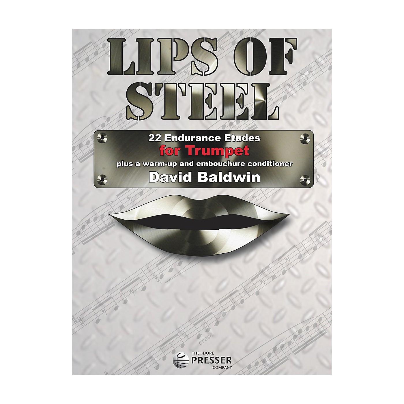 Carl Fischer Lips Of Steel Book thumbnail