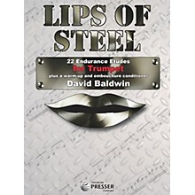 Carl Fischer Lips Of Steel Book