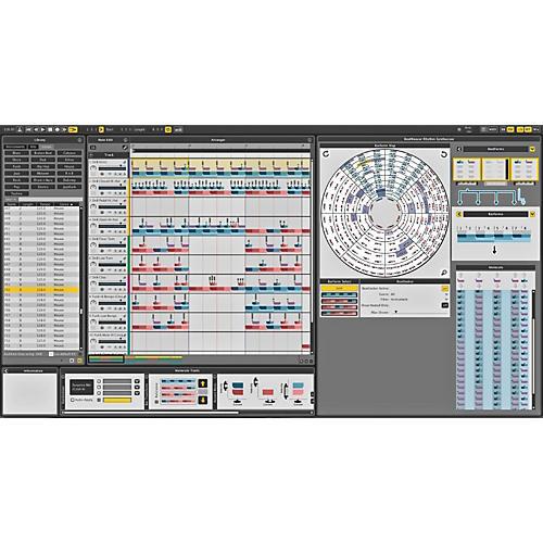 WaveDNA Liquid Rhythm Intro Software Download thumbnail