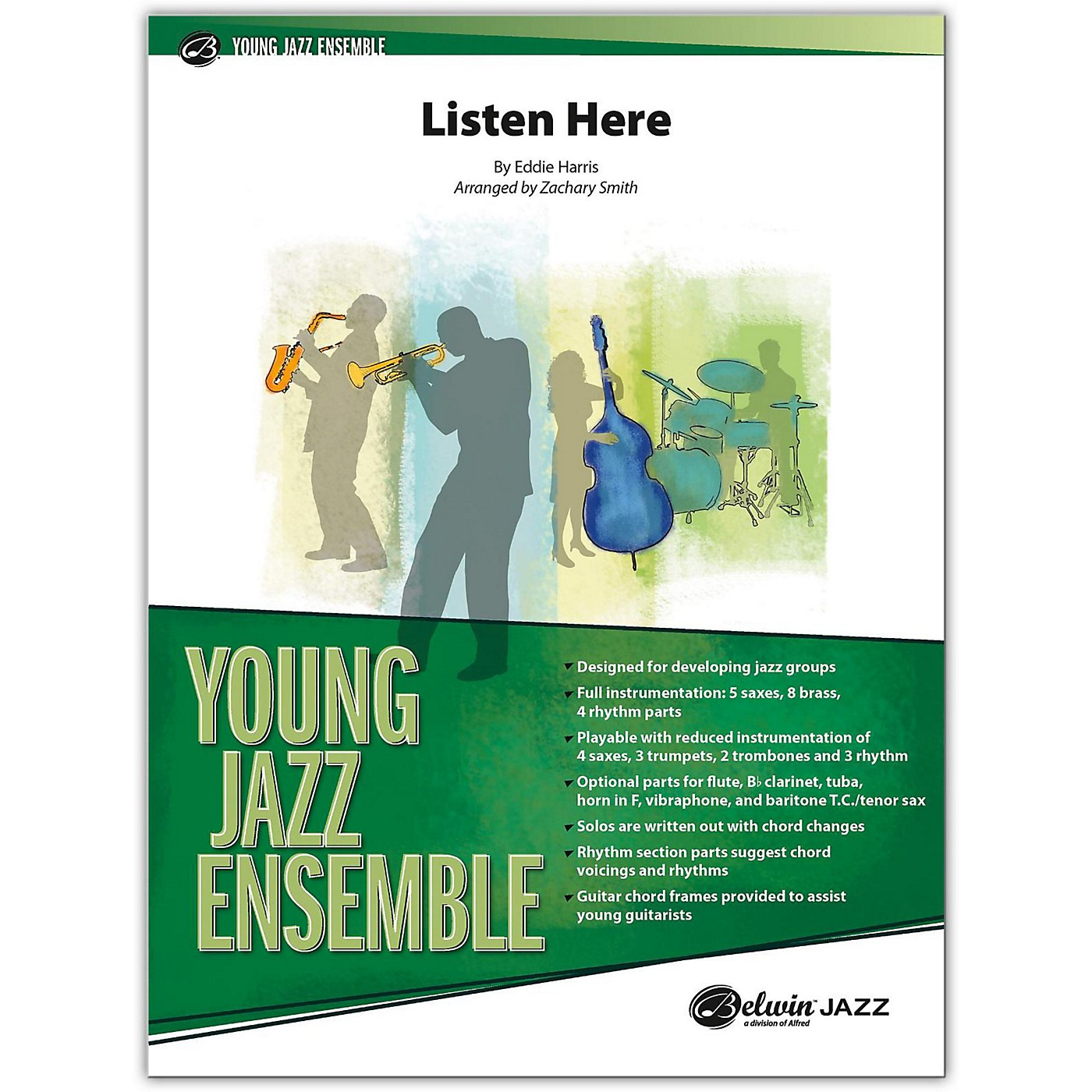BELWIN Listen Here Conductor Score 2 (Medium Easy) thumbnail