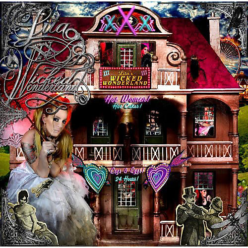 Alliance Lita Ford - Wicked Wonderland thumbnail