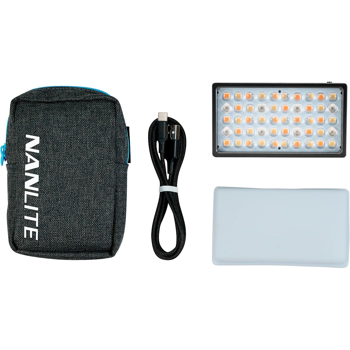NANLITE LitoLite 5C RGBWW Mini LED Panel thumbnail