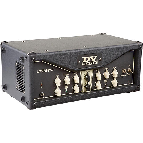 DV Mark Little 40 II 40W All-Tube Guitar Head thumbnail